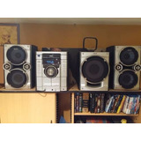 Equipo De Musica Sony Modelo Mhc Rg575s