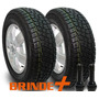 Kit 2 Pneu 205/70 R15 Doblo Idea Adventure Remold
