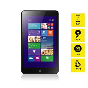 Tablet Thinkpad 8 Win 8.1 Pro Lenovo 20bn002d Recertificado