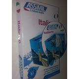 [livro Físico + Cd] Assimil - O Novo Italiano Sem Esforço