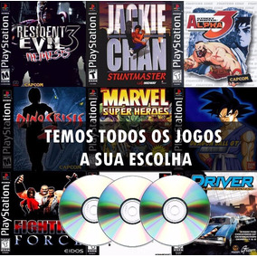 Patch Ps1 Cd Playstation Jogos Psone