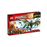 Lego Ninja Go Dragón Verde 70593