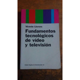 3995 Libro Fundamentos Tecnologicos De Video Y Television