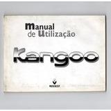 Manual Do Proprietario Renault Kangoo - 1999 - 2000
