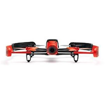 Loro Bebop Quadcopter Drone - Rojo