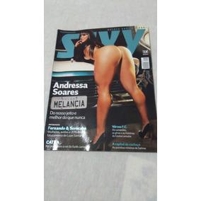 Revista Sexi, Capa Andressa Soares, A Mulher Melancia