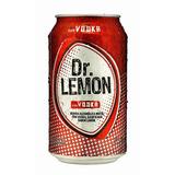 Dr. Lemon Vodka Y Limon Lata 354 Ml