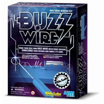 Kit Juego Cables Buzz Wire Didáctico 4m Regalo Original