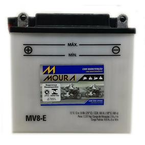 Bateria Moto Dayun 150 Dy 150 Yb7-a Mv8-e