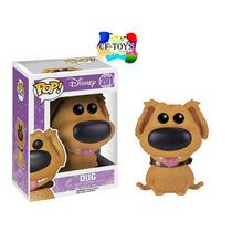 Dug Perro Funko Pop Pelicula Disney Up Aventura De Altura Cf