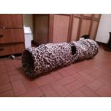 Tunel Para Gato - Expectacular -