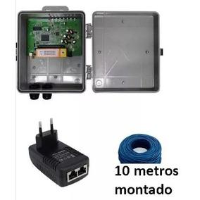 Kit Provedor 1000mw Pcba 60 Clientes Com Caixa Fonte Poe ...