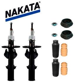 Kit 2 Amortecedores Dianteiros Fit 2003 A 2008 - Nakata