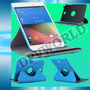 Estuche Samsung Galaxy Tab A 8.0 Sm-t350 Case Giratorio Cuer