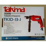 Taladro De Impacto De 500w Takima Cod Tkid-13-j