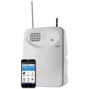 Central De Alarme Flex-1080 Aplicativo Com Discadora Gsm