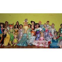 Disney Princesas De Porcelana Deagostini Coleccion Remate