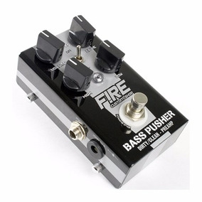 Pedal Fire Bass Pusher + Fonte Power 5 Fire Promoção !