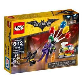 Lego 70900 - Batman O Filme - A Fulga Do Balão Do Coringa