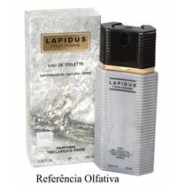 Fragrância Importad Ted Lapidus Pour Homme Edt100mlnode