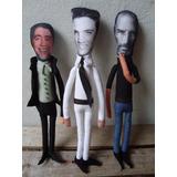 Muñecos De Tela Elvis Presley, Steve Jobs, Sabina