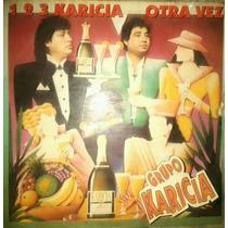 Grupo Karicia / 1 2 3 Karicia Otra Vez - Vinilo