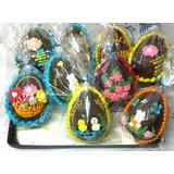 Huevos De Pascuas Artesanales N6 Por Mayor Y Menor Envios