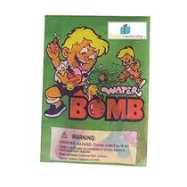 Paquete De 4 Globos De Agua Bombas Multicolor Mezclado Favo