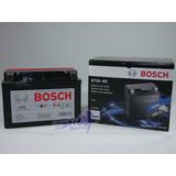 Bateria De Moto Bosch Gel Dafra Laser 150 2008 Até 2010 Btx8