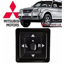Interruptor Contr. Espelho Retrovisor Pajero Sport E L200