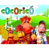 Painel 2.00x1.00 Decoração Festa Infantil Cocoricó