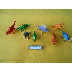 Lote De Dinosaurios Muy Padres,coleccion O Maqueta
