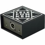 Telefunken Tda-1 Caja Directa Activa De Canal Único