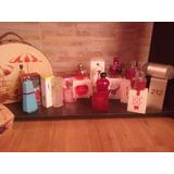 Lote Frascos De Perfumes Importados