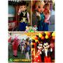 Arriendo Disfraz Mickey, Minnie, Peppa, Jake, Elsa Y Ana