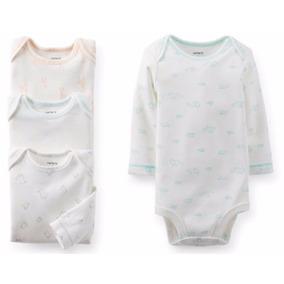 Carters: Set De 4 Y 5 Bodys Para Bebes 100% Original