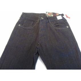 Calça Masculina Jeans Preto-guitta Rio
