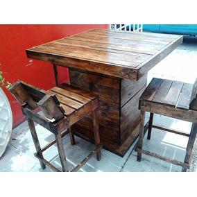 mesas comedor de palet - Mesas De Palet