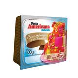01 Pasta Americana Colorida Arcolor 500gr Você Escolhe A Cor