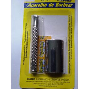 Antigo Expositor Gillette - Barbearia no Mercado Livre Brasil 5e5059be9c4ae