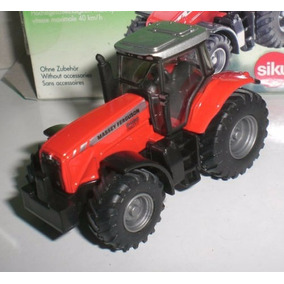Siku Farmer 1878 Trator Massey Ferguson Mf8480 1:87 Ho Novo
