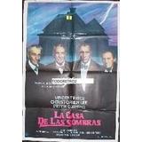 Afiche La Casa De Las Sombras Vincent Price 1983