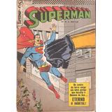Superman Nº 45 - 3ª Série - Janeiro 1968 - Ebal