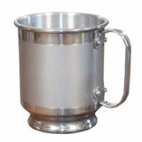 Caneca De Alumínio 500ml Resinada Para Sublimação 10 Unidade