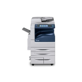 Multifuncional Xerox Laser Color Wc 7970 Tabloide 4 Bandejas