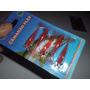 Camarão Flex - Isca Artificial - 5,5 Cm - Cor 09 - Vermelho