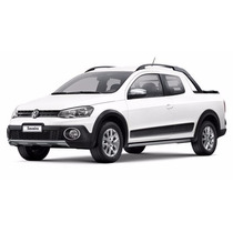 Volkswagen Saveiro Cross Cab/doble My16 Bonifi + $35000 #a3