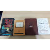 Lote De 4 Libros Novelas E Históricos.