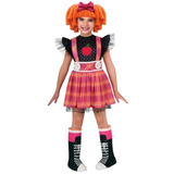 Lalaloopsy Bea Spells-a-lot Costume Toddler