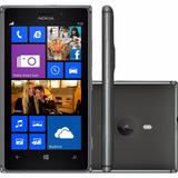 Nokia Lumia 925 4g Windows 8 16gb De Vitrine+garantia+nf